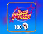 Bonus Poker 100 Hand